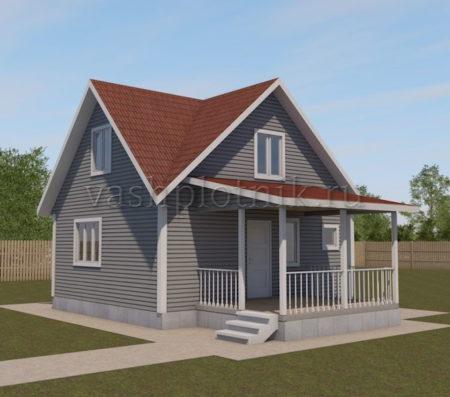 Купить готовый дом под ключ